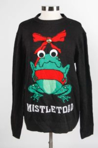 MistleToad Sweater